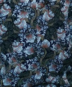 William Morris - Arts & Crafts - jacket - LFW - London - 2016