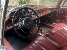 Mercedes Benz 250SE Cabriolet automatic - Geevers Classic Cars Car Cleaning Hacks, Cars Birthday Parties, Mercedes Benz, Classic Cars, Automobile, Engine, Numbers, German, Usa