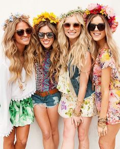 1 day to Coachella #trendy #inspired #instalike #instalook #instamood #instastyle #inspiration #instafashion #outfit #ootd #style #street #stylish #streetstyle #fashion #fashionable #nofilter #coachella #hippie #hipster #flower #flowercrown #sunglasses #dress #hair #smile #colorful #accessories #jewellery #bracelet