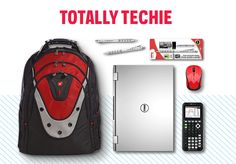 Office Depot Back To School Prize Pack Giveaway - 40 Winners Win Price Packs Including Tablets or Computers, Backpacks, Gift Cards, Head phones, School Supplies & More. One Entry