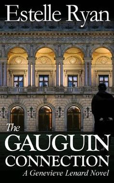 Estelle Ryan, a mystery writer that I have just encountered. I very much enjoyed the first mystery in the Genevieve Lenard series, The Gauguin Connection. Date, Book Series, Book 1, Mystery Thriller, Mystery Series, Mystery Books, Free Kindle Books, Book Nooks, Bestselling Author