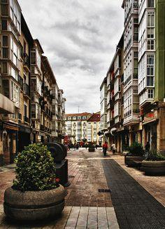 Calle de Vitoria  Gasteiz,