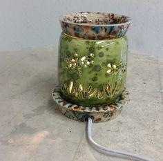 Dragonflies electric wax warmer