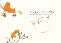 How to draw… a Christmas robin -  There's something about a little robin red breast that makes us feel so festive – and here's Suzanne Barton with a sweet lesson on how to draw one