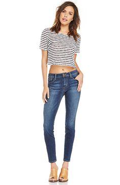 Joe's Jeans Aubree Ankle Skinny Jeans in Blue 25 - 29 | DAILYLOOK
