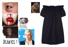 """""""Imagine"""" by rosslynch-1145 ❤ liked on Polyvore featuring Clu and bathroom"""