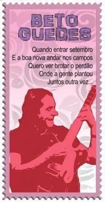 Sol de Primavera - Beto Guedes (Compositores: Beto Guedes e Ronaldo Bastos)
