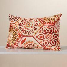 Zutphen Cotton Lumbar Pillow