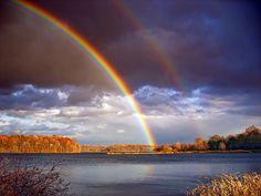 rainbows | Double Bows.jpg : 虹がいっぱい② - NAVER まとめ