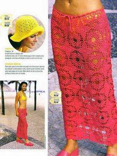 Grace y todo en Crochet: ROPA PARA IR A LA PLAYA....CLOTHES TO GO TO THE BEACH.
