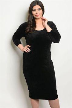 ed5c687bcc9 C62-a-5-d11138x black plus size dress 2-2-2