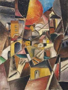 Albert Gleizes - Untitled, 1913