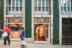 The Lisbon Walker Flagship Store by Filipe Melo Oliveira