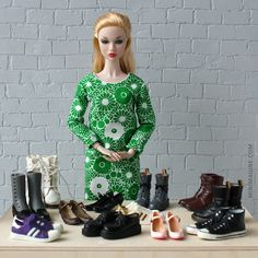 Minimagine - fashion dolls collection, doll photography, furniture for dolls in 1/6 scale