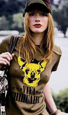 Viva Chihuahua T-shirt - Logoshirt