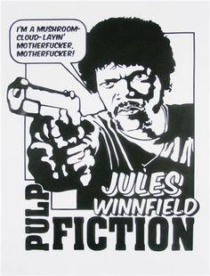 jules by Quentin Tarantino
