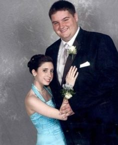 Congratulations to our awkward couples winners, Josh and Amy, for proving that size really doesn't matter.