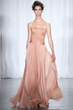 Zac Posen Spring 2014 Ready-to-Wear Collection
