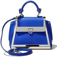 Salvatore Ferragamo Handbags 2014 | Found on balharbourshops.com