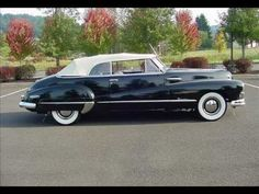 1948 Buick Roadmaster Convertible - Beautiful and Classy! - SOLD ...