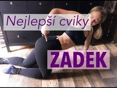 10 Minut HIIT na břicho, zadek, nohy   MonikaHIIT - YouTube Body Fitness, Health Fitness, Total Gym, Tabata, Glutes, Workout Videos, Beauty Women, Weight Loss, Exercise
