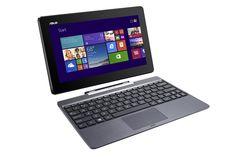 Asus Transformer Book T100TA, portátil y tablet de 10 pulgadas en poco más de un kilo #portátil #asus #transformerbook