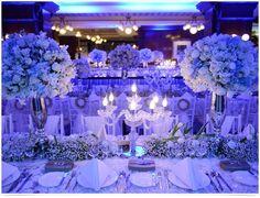 La elegancia está en siempre utilizar blanco. #BodasMarriott Conoce más de #MeetingsImagined http://bit.ly/1U8DldW
