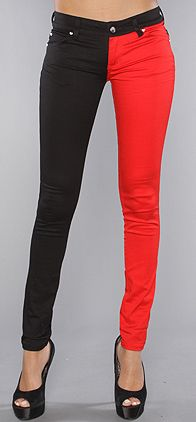 Harley Quinn pant! From Tripp NYC