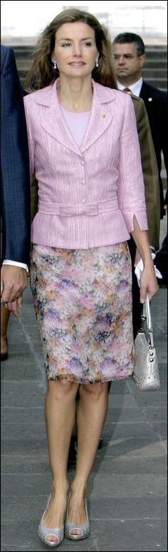 Letizia Princess of Asturias