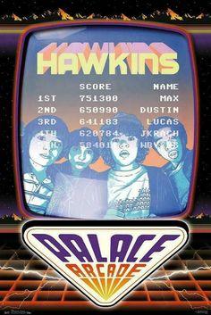 Pixel Maxi-Poster 61cm x 91.5cm Neu und Versiegelt Pacman