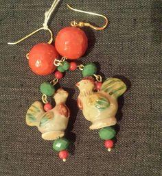 sicilian ceramic jewelry - Cerca con Google