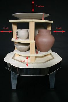 David Gamble shares ten great tips for firing clay in an electric kiln. A must read before firing pottery at home! Ceramic Supplies, Pottery Supplies, Ceramic Techniques, Pottery Techniques, Pottery Kiln, Ceramic Pottery, Pottery Art, Ceramic Bowls, Ceramic Art