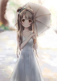 kotori minami - love live! school idol project  She's just so cute >< !