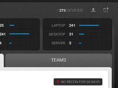 Dribbble - Device stats - iPad - UI/UX/iOS by Jason Wu