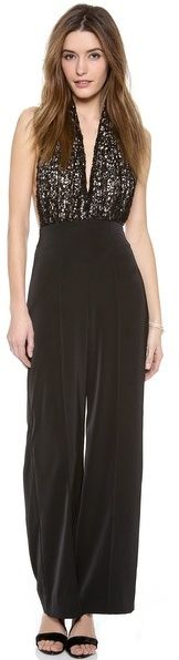 $256, Ivy Jumpsuit by Aq/Aq. Sold by shopbop.com. Click for more info: http://lookastic.com/women/shop_items/53378/redirect