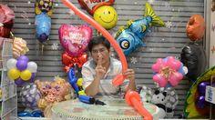 13  011造型氣球教學-花式寶刀