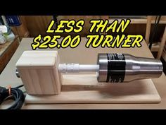 CHEAPEST AND EASIEST WAY TO MAKE A ROTATING STAND for painting your tumbler cup - YouTube