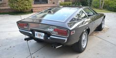 Why Buy a New Maserati When a 1977 Khamsin is Up For Sale? Maserati 3200 Gt, Maserati Khamsin, Maserati Merak, Royce Car, Best Muscle Cars, Car Shop, Manual Transmission, Amazing Cars, Bugatti