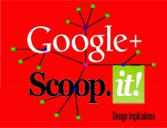 Scoopit, Google+ & the Conversation Revolution