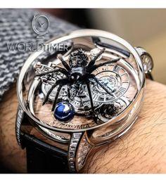 Elegant Watches, Stylish Watches, Luxury Watches For Men, Cool Watches, Rolex Watches, Patek Philippe, Cartier, Tourbillon Watch, Skeleton Watches