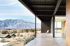 desert house- Marmol Radziner's prefab