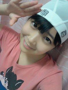 NMB48オフィシャルブログ : (    *・ω・みるるんルン)ノ http://ameblo.jp/nmb48/entry-11347275965.html