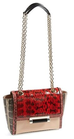 #DVF snakeskin and leather crossbody bag http://rstyle.me/n/hkqqhr9te