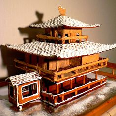 Top 10 Creative Gingerbread Houses