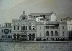 İzmir Tiyatrosu, 1900'lü yılların başları.
