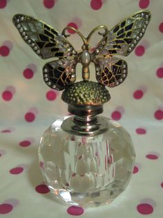 1st vintage perfume bottle bought from auction