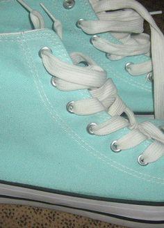 Kup mój przedmiot na #vintedpl http://www.vinted.pl/damskie-obuwie/inne-obuwie/9504871-mietowe-trampki-r40
