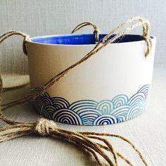 Handgemachte Keramik Pflanzgefäß                                                                                                                                                                                 Mehr