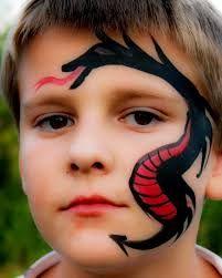 Resultado de imagen para maquillaje dragon