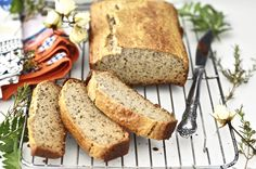 Paleo Bread (Grain Free, Gluten Free, Dairy Free, Nut Free)